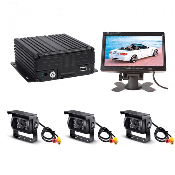 Комплекты видеонаблюдения для транспорта
