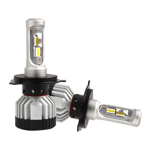 Светодиодная автомобильная Led лампа головного света Carex F18/H4