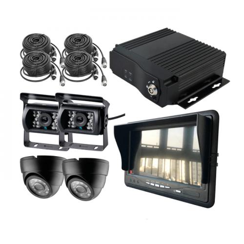 Видеорегистратор для грузового автомобиля Carex MD-210 GPS/3G