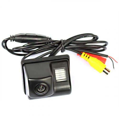 Камера заднего вида для Mazda CX-7, CX-5, CX-9 Carex RV-070 с сенсором CCD Sony