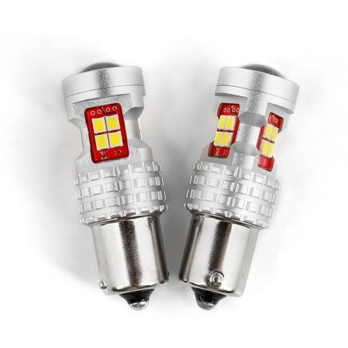 Светодиодная лампа Carex 4GS13/1156 в фонарь заднего хода