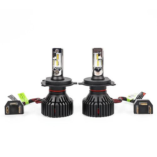 Светодиодная автомобильная Led лампа головного света Carex T8/H4