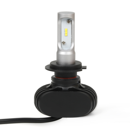 Автомобильная Лед лампа головного света Carex N1/H7