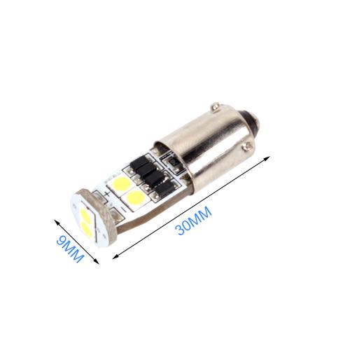 Светодиодная лампа Carex T4W BA9S 3030SMD