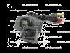Камера заднего вида для Hyundai Accent седан  после 2011 года с сенсором CCD SONY