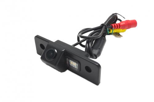 Камера заднего вида для Skoda Octavia A5 с сенсором CCD SONY