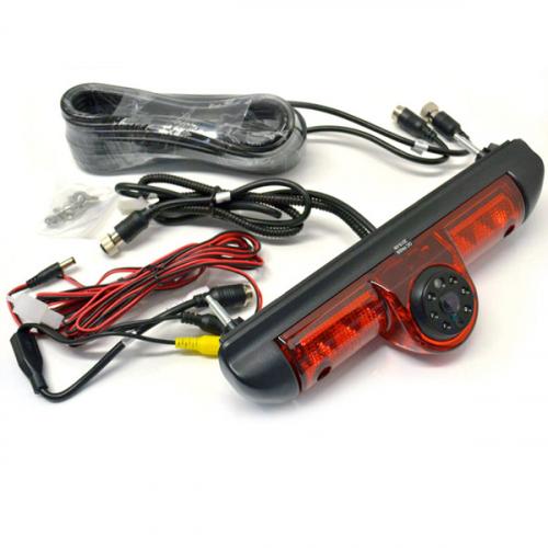 Камера заднего вида для Fiat Ducato Carex FD-038