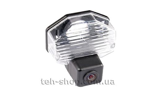 Камера заднего вида Тойота Королла 150 с сенсором CCD Sony