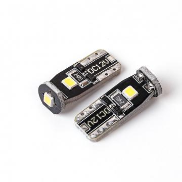 светодиодная лампа w5w t10
