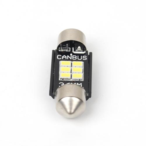 Светодиодная led лампа Carex SJ-36 Festoon C5W