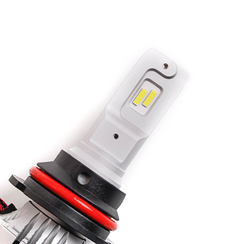 Светодиодная автомобильная Led лампа головного света Carex F2-9007