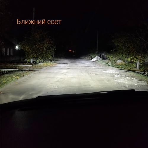 светодиодные лампы carex f2/h4