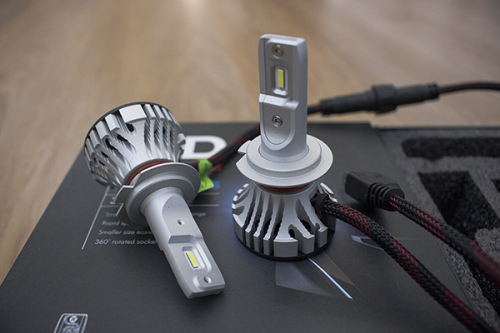 светодиодная led Лампа H7 Carex F2/h7