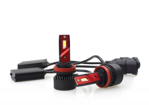 светодиодные лампы carex f3/h11