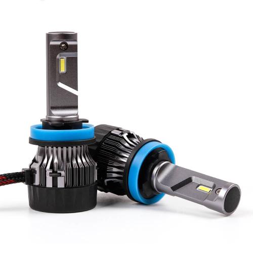 Светодиодная автомобильная Led лампа головного света Carex S3/H11