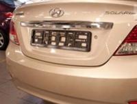 Камера заднего вида для Hyundai Accent седан после 2011 года с сенсором CCD