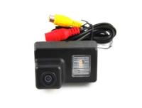 Камера заднего вида для Peugeot 206, 207,  307, 307CW  с сенсором CCD SONY