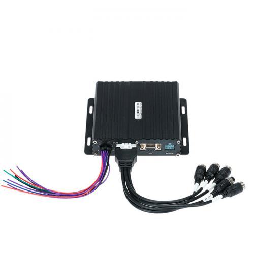 Видеорегистратор для грузового автомобиля Carex MD-9504 GPS/3G