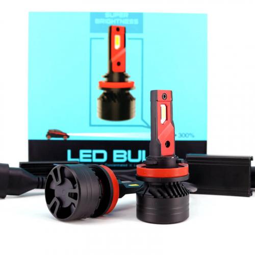 светодиодные лампы carex f3/h7