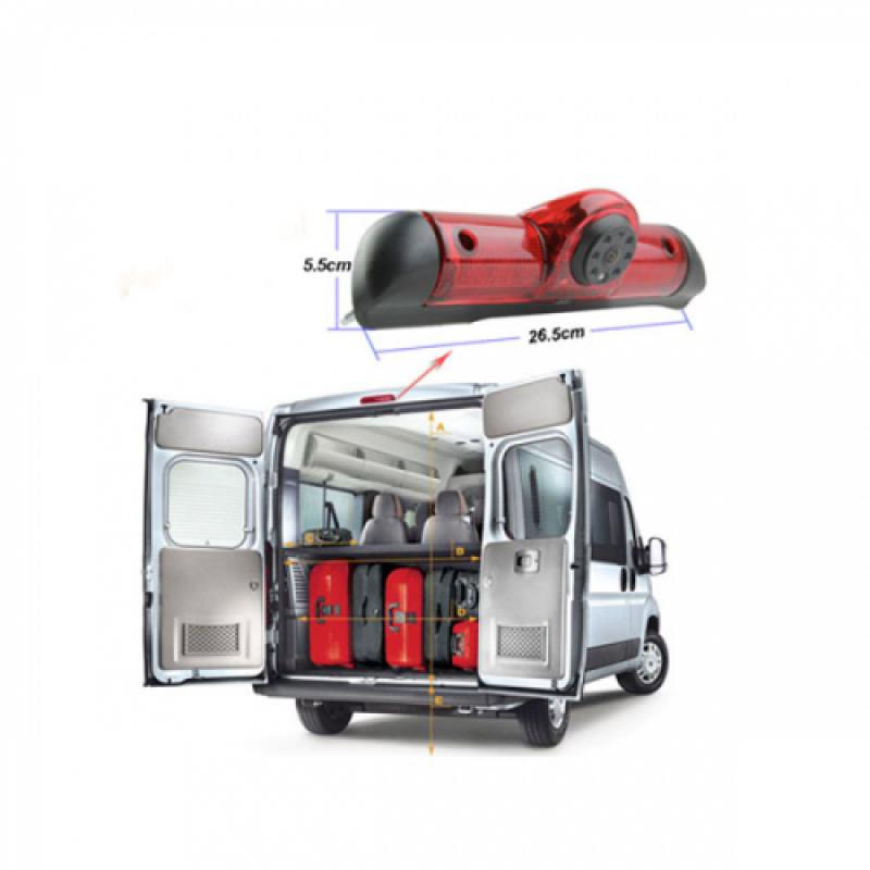 Камера заднего вида для Citroen Jumper,