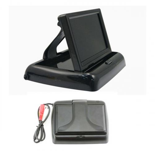"""Cкладной монитор 4.3"""" Carex RFM 043 для камеры заднего вида"""