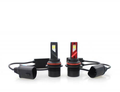 Светодиодная автомобильная Led лампа головного света Carex F3/HB5 Super Brightness 10 000 Lm