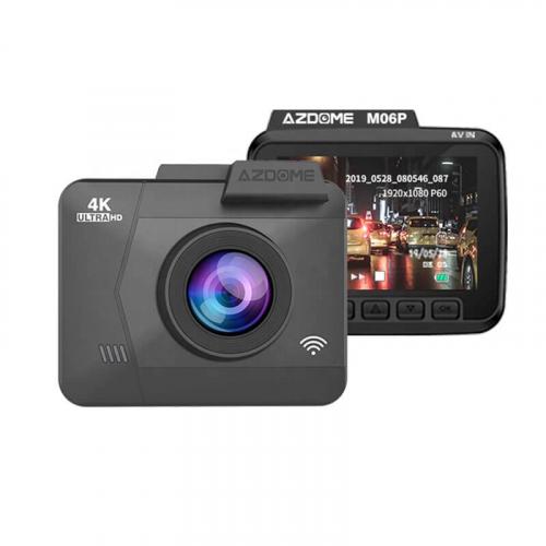 Автомобильный видеорегистратор Azdome M06P 4K
