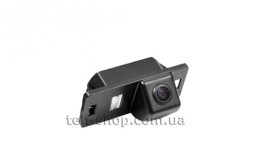 Камера заднего вида для Audi A3,A4 2001-2007, A6, A6 Avant, A6 allroad, A8, Q7 с сенсором CCD Sony