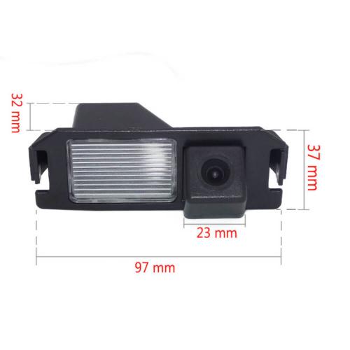 Камера заднего вида для Kia Pro Ceed
