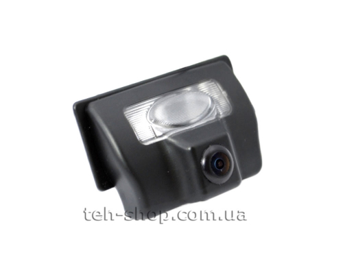 камера заднего вида ниссан тиида