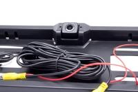 камера переднего вида в рамке