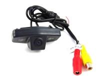 Камера заднего вида для Honda Accord VII 2002-2008, Accord VIII 2008-2012, Civic 4d  VII 2006-2012  с сенсором CCD