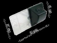 Камера заднего вида для Kia Sportage II 2005-2010 с сенсором CCD Sony
