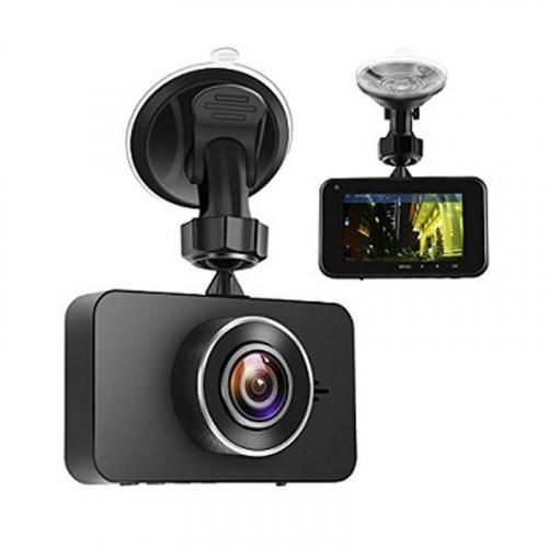 Автомобильный видеорегистратор Carex FHD31-LCD