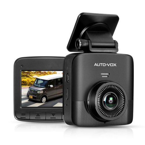 Автомобильный видеорегистратор 2 камеры Auto-Vox DVR-D5 Pro 1520P 2.7K Night Vision