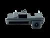 Камера заднего вида  Skoda Superb в ручке багажника с сенсором CCD Sony