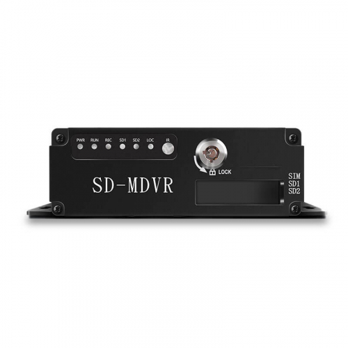 Видеорегистратор для грузового автомобиля Carex MDVR-077-HDD