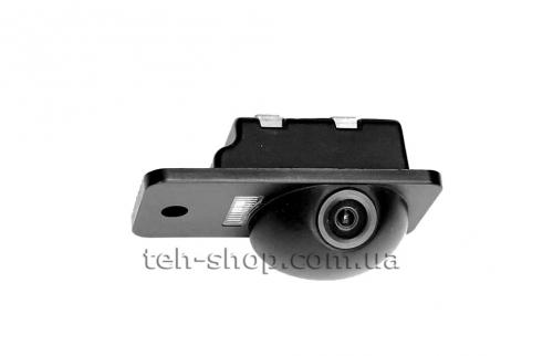 Камера заднего вида для Audi A1, A3 c 2011, A4 с 2008, A5, A6 с 2011, Q3, Q5,TT