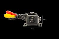 камера заднего вида накладная квадрат