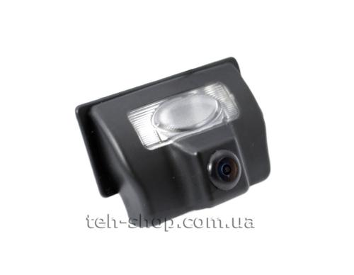 Камера заднего вида Ниссан Теана  ТМ Carex с сенсором CCD Sony