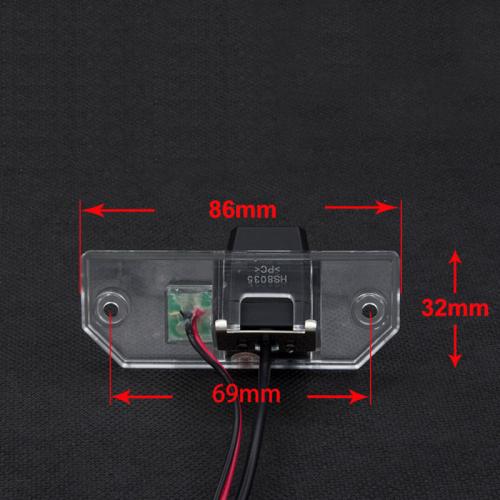 камера форд фокус