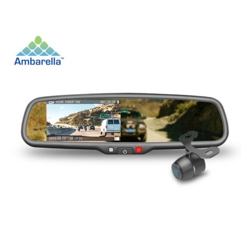 Зеркало видеорегистратор DVR Mirror T1 FULL HD